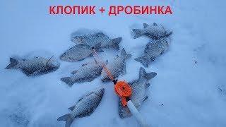 КАРАСЬ ИДЁТ ❌ Зимняя рыбалка в Башкирии #15