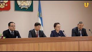 Новости UTV. В Салавате сменился глава Администрации