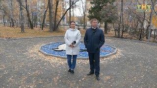 В Белорецке появился новый сквер «70 лет Победы»