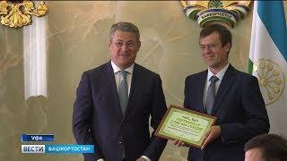 Медработникам, отправляющимся в сёла Башкирии, вручили сертификаты соцподдержки