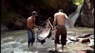 как добывали золото в долине Нарзанов