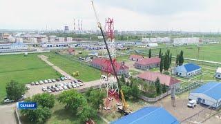 В Башкирии строится новая сеть подвижной радиосвязи для магистральных нефтепроводов
