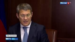 Смена власти в Башкирии. Хамитов vs Хабиров