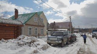 UTV. Жители Калининского района Уфы сами провели себе газопровод, устав ждать помощи властей