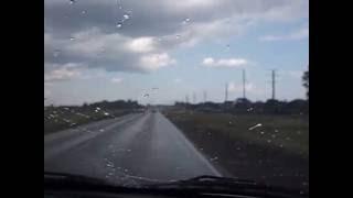 Дождь.Башкирия.Авто.Поездка.Путешествие.Дорога.Отдых.Июль.Море.Краснодарский край.2016.