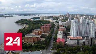 """""""Погода 24"""": в Приморье число подтопленных домов за сутки выросло почти вдвое - Россия 24"""