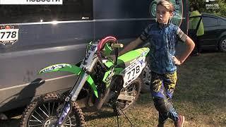 На новой Бирской трассе для мотокросса состоялись первые соревнования