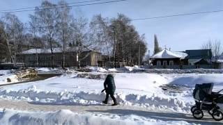 РБ Бирск ул Попова 15 видео снаружи
