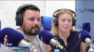 «Салават Юлаев» сыграет с «Адмиралом» в прямом эфире Маяка