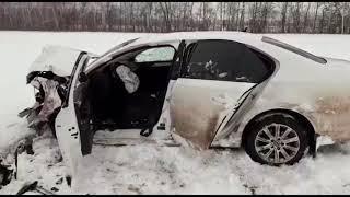 На трассе в Туймазинском районе в аварии погибла женщина