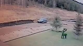 Ишимбай. Взрыв автомобиля. 25.10.2017 Башкортостан