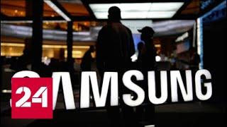 Samsung представила второй за год флагманский смартфон // Вести.net