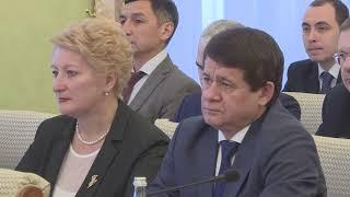 В Правительстве республики прошло оперативное совещание