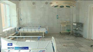 В Уфе больницу №8 перепрофилировали под инфекционный госпиталь