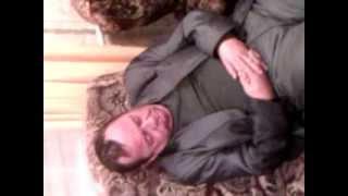 Пьяный башкирский  глава Халиловского СП у себя в кабинете!!!