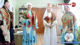 Возрождают национальные традиции