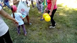 Сабантуй Сухояшево танцы
