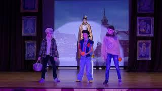 """Рождественский спектакль """"Счастливый Принц"""""""