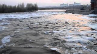На берегу реки Дема