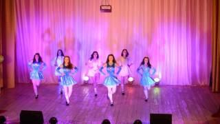 Ирландский танец шоу-группы ЭКЗОТИК г. Баймак. Рук. М. Шарипова