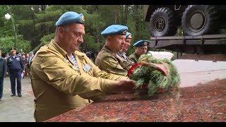 Сегодня в Уфе, как и по всей России, отмечают день ВДВ