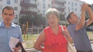 Сибай, Республика Башкортостан. Многолетнее скитание многодетной мамы с 5 детьми