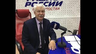 Башҡортостан тауышы - 30.03.19 Урал Ниғмәтуллин, радиожурналист