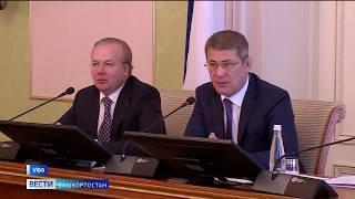 Угроза коронавируса, усадьба Бухартовских и ремонт дорог – темы оперативки с Радием Хабировым