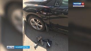 Оторвали зеркала и разбили лобовое: в Уфе неизвестные повредили несколько машин