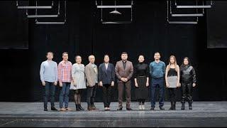 Новости UTV.  Салаватские актеры отмечают свой профессиональный праздник
