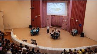 """Финал интеллектуальной игры """"Территория ринга"""" в ЦДТ"""