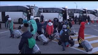 Вторая группа сибайских детей вернулась из Крыма домой