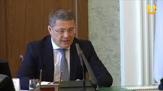 UTV. Радий Хабиров извинился перед жителями за мэра Сибая