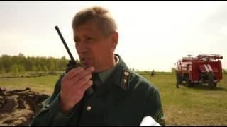 Командно штабные учения по тушению лесных пожаров - 18.05.2017 г