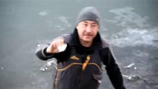 Первый лед  2018-19.В поисках льда и окуня.Открытие сезона!!