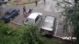 Уфимец избил девушку