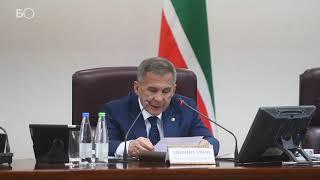 Рустам Минниханов назвал сумму штрафов по коррупционным нарушениям в РТ