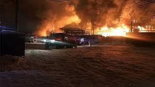 Пожаром на заводе «Нефтехим» в Уфе заинтересовался Следком