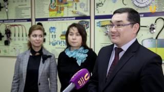 UTV.  В 110 уфимской школе появился класс ДОСААФ
