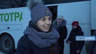 Дети из Сибая оздоравливаются в санатории г.Учалы