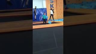 sky jump город Октябрьский РБ