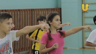 В Башкирской гимназии учатся будущие пограничники