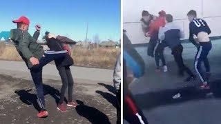 Подростки избили сверстника и сняли на видео в Барабинском районе