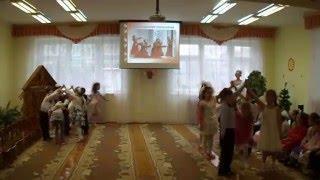 "Башкирский танец ""Дружба"""