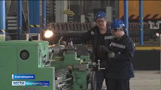 В Башкирии заработали вагоноремонтные мастерские мощностью до 1 600 колёс в месяц