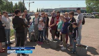 В уфимском аэропорту более 300 человек не могут дождаться рейса в Турцию