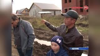 Улицу Городскую в Нефтекамске вновь заливает водой