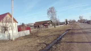 Башкирия,прогулка по Карлыханово,ч.2