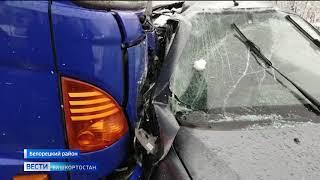 Ехал на летней резине: появились подробности страшной аварии на трассе Уфа-Белорецк
