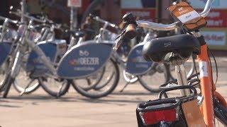 UTV. В Уфе появится новый вид транспорта. Что такое байкшеринг и сколько это будет стоить